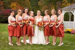 美國新娘穿 Eden Bridals 品牌婚紗
