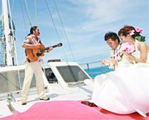 Creative Overseas Wedding ~ Saipan Cruise Wedding