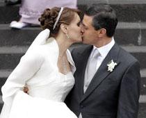 Enrique Pena Nieto and Angelica Rivera's Wedding