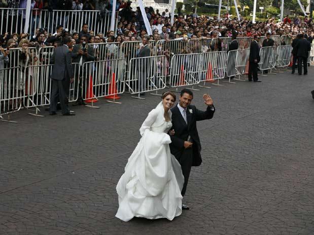 墨西哥總統婚禮