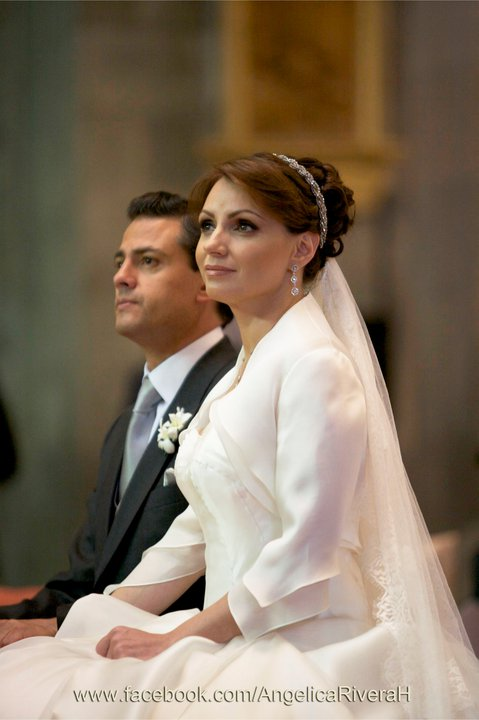 Enrique Pena Neito and Angelica Rivera's Wedding