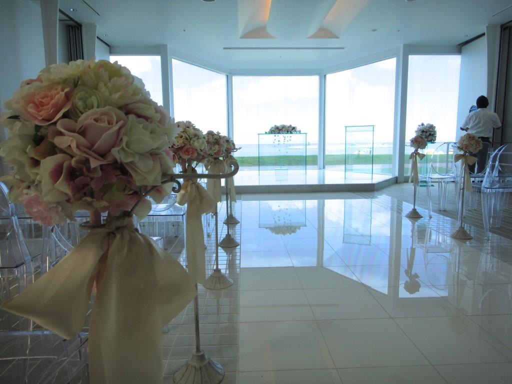 金紗夢沖繩渡假婚禮 Sunmarina Wedding