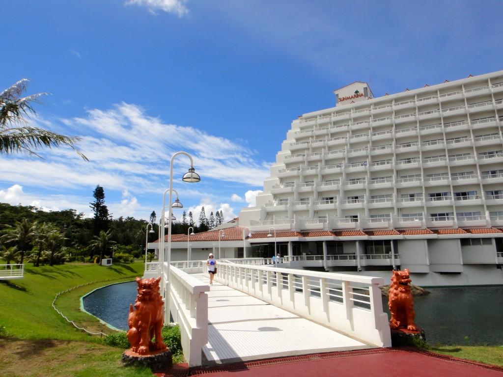 沖繩 Sunmarina 渡假村 聖瑪莉娜婚禮