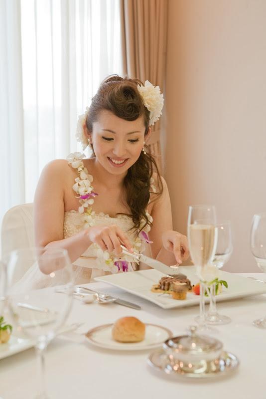 金紗夢沖繩聖瑪麗娜婚禮 宴客篇