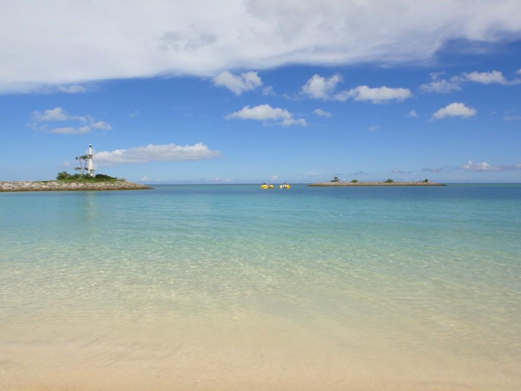 金紗夢沖繩聖瑪麗娜婚禮 獲頒『AA等級沙灘』篇