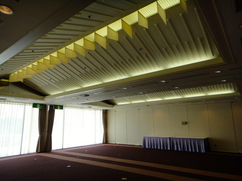 沖繩 Sunmarina 渡假飯店 2F宴客廳