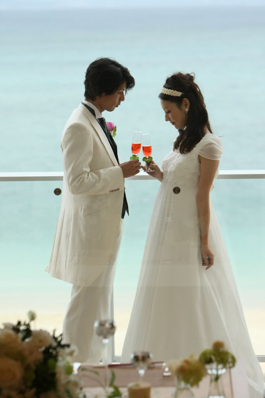 金紗夢 沖繩愛妮絲渡假婚禮 宴會廳