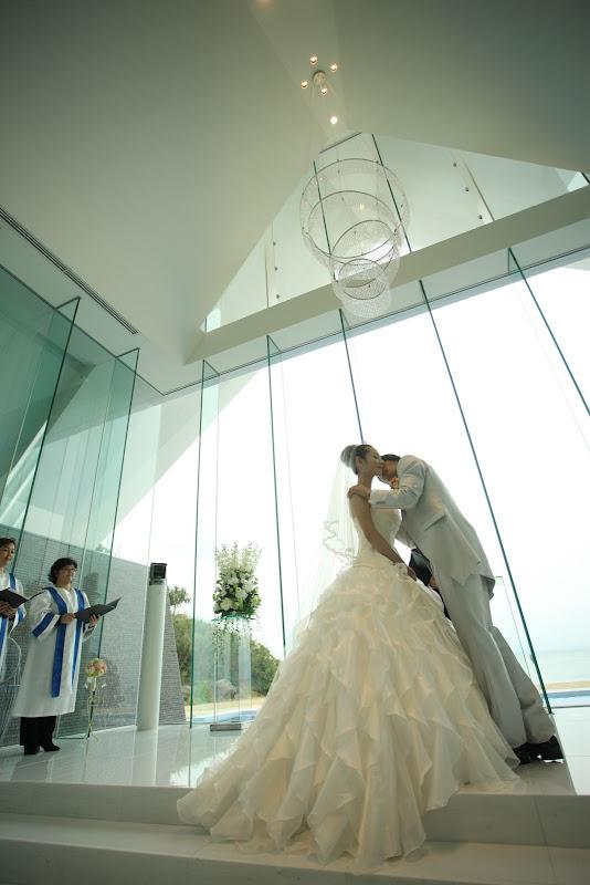 教堂婚禮婚紗照