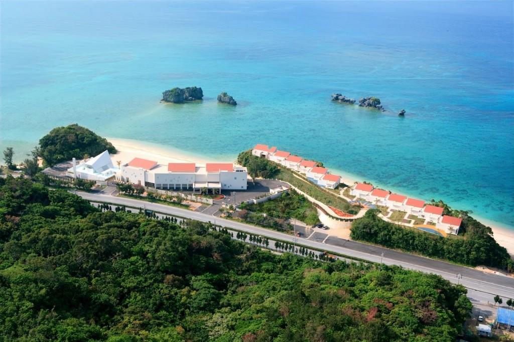 金紗夢沖繩婚禮 | 愛妮絲婚禮教堂 Eines Okinawa