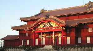 沖繩世界遺址『首里城』正門