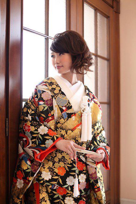 金紗夢 | 北海道玫瑰教堂 也提供日本和服租借服務