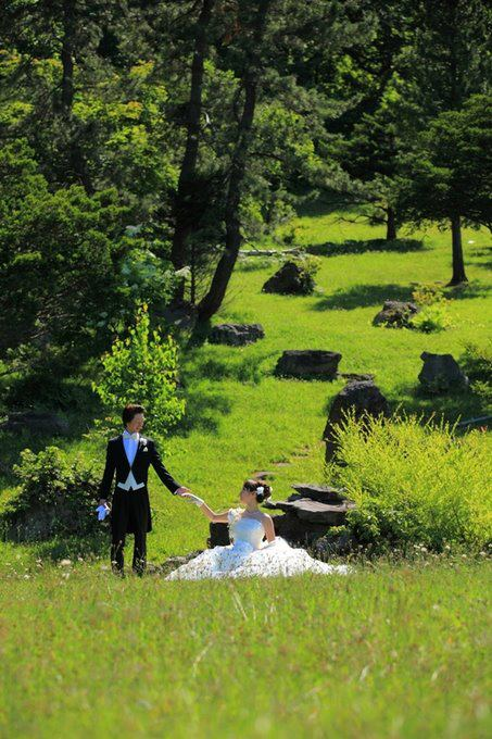 到札幌市內的公園,大自然的綠也是隨手可得!