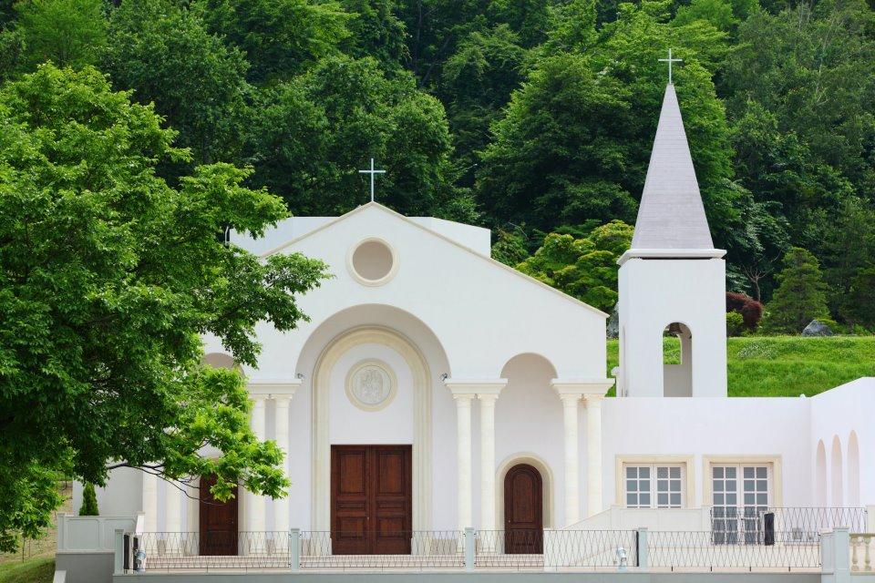 金紗夢婚禮之盛夏的玫瑰教堂