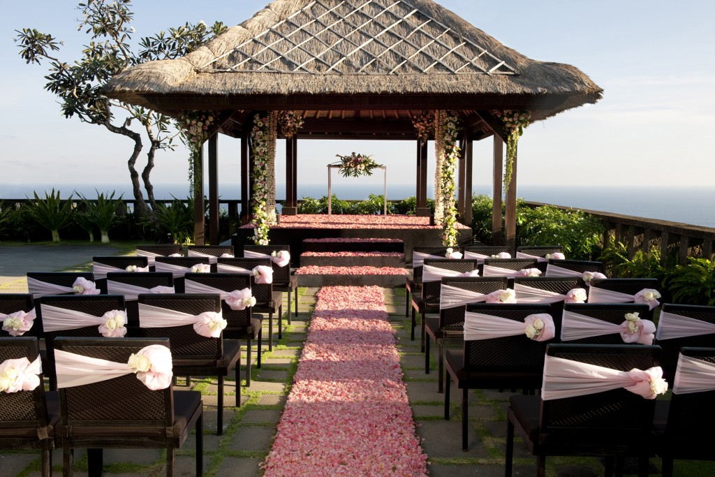 Bvlgari-The Gazebo Wedding - decor 02