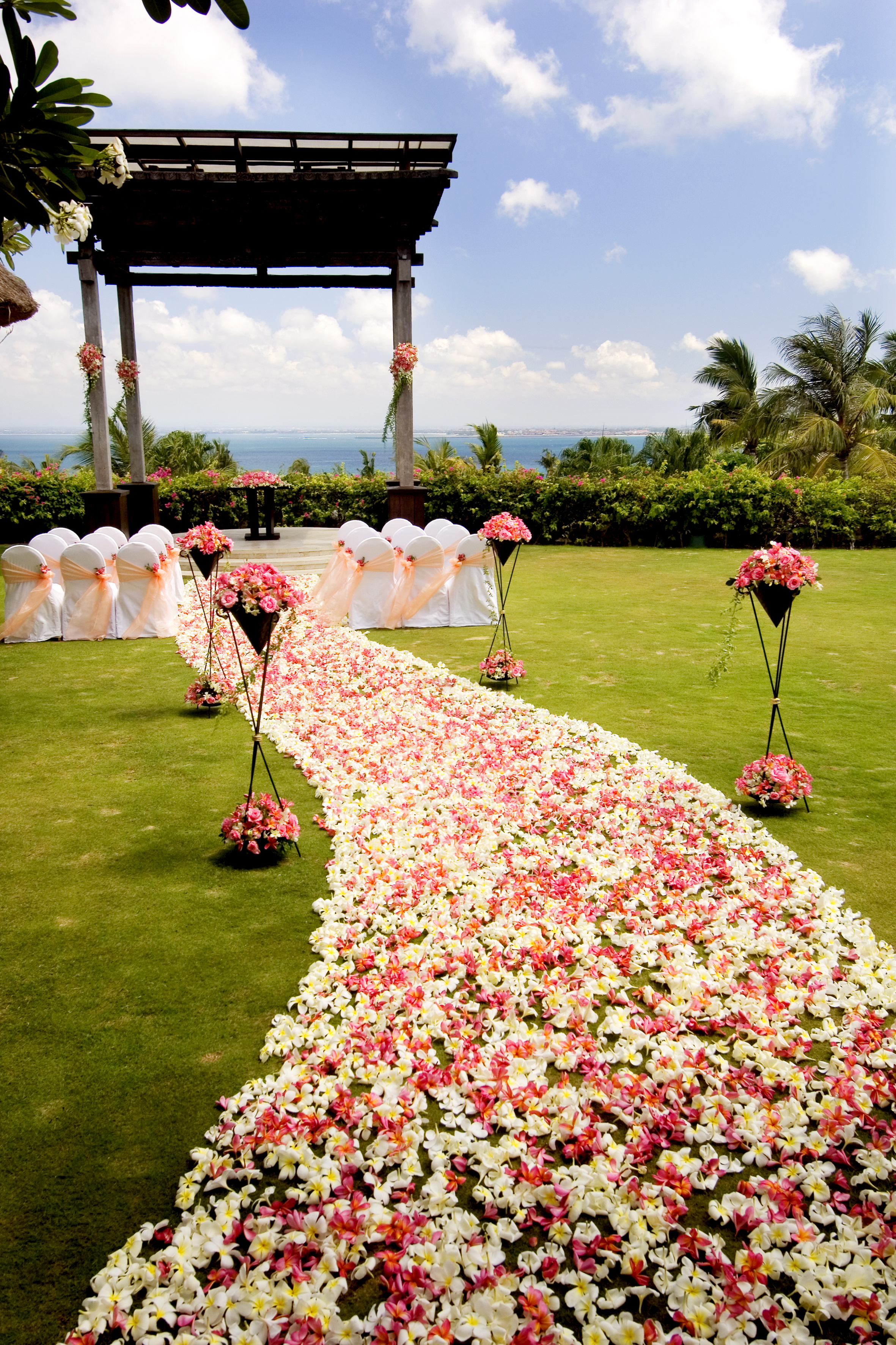 3. Ayana wedding 照片